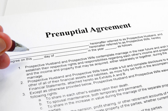 Maryland Prenuptial Agreements Lawyer Alan L Billian Pa