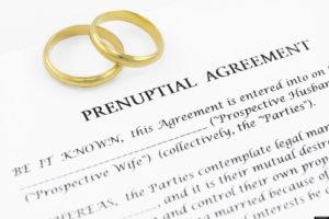 Md Prenutial agreement