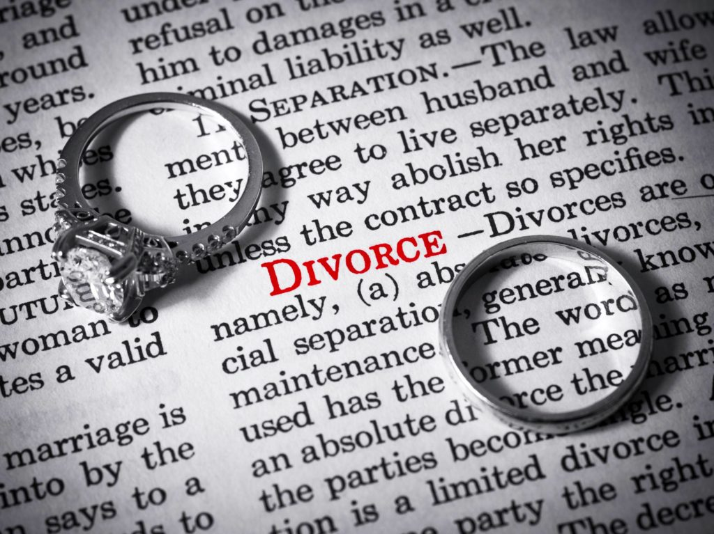 What are Grounds for Divorce in Maryland?