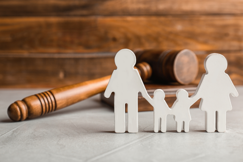 child custody lawyer maryland